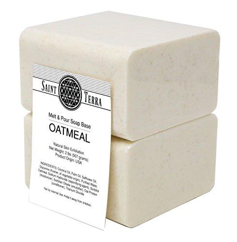 Oatmeal Melt & Pour Soap Base