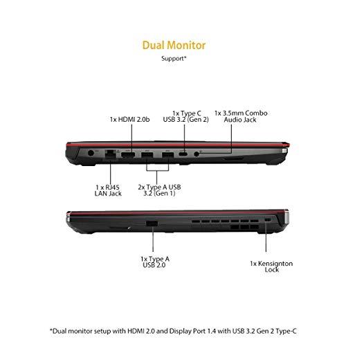 ASUS TUF Gaming A15 Laptop 15.6