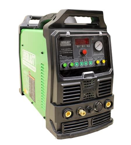 2020 Everlast PowerPro 164Si 160Amp TIG Stick Pulse 40Amp Plasma Cutter 110v/220v Multi Process Welder