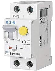 Eaton PXK-B16A/1N/0,03A Fi/Ls-combischakelaar, B-karakteristiek, 10 kA 1 plus Npolig, 236948