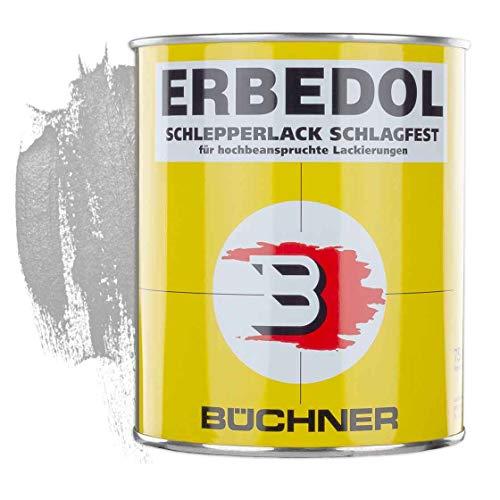 Schlepperlack | SCHLÜTER SILBER-METALLIC | RAL 9006 | 0,75 l | restaurieren | Traktor | lackieren | Farbe | Trecker | Frontlader | Lack | Lackierung | Farbton | schnelltrocknend