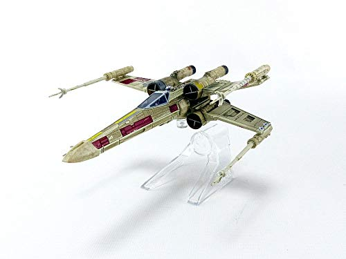 Hot Wheels Elite Star Wars Episodio IV: A New Hope X-Wing Fighter Red 5 Starship vehículo Fundido a presión