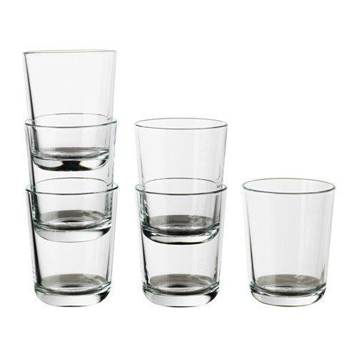 IKEA 365+ Gläser (45cl); 6 Stück