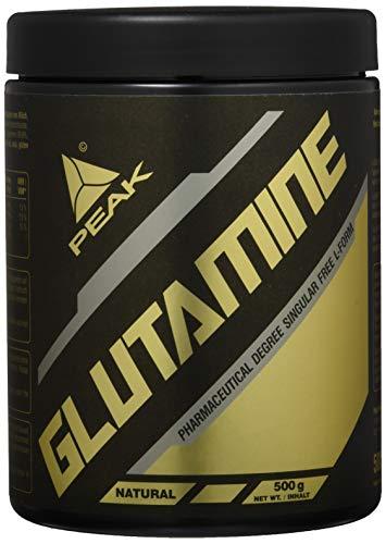 Peak Glutamin, Dose 500 gr Pulver