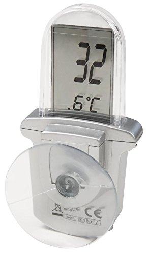4x Grundig Thermomètre d'extérieur thermomètre numérique étanche Compteur de 20/+ 50°C
