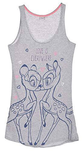 Disney Bambi Damen Nachthemd