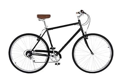 Vilano City Bike Men's 7 Speed Hybrid Retro Urban Commuter
