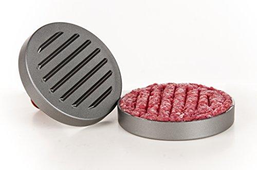 Burger-stampa in alluminio-ghisa, Ø 12 cm