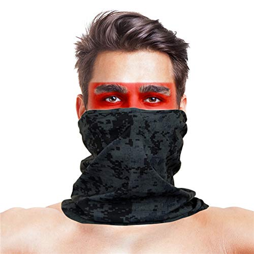 High Jump Camouflage sjaal hoofddoek mannen en vrouwen maskers Tactische Outdoor Magic Headdress Camping wandelen nek warme sjaal