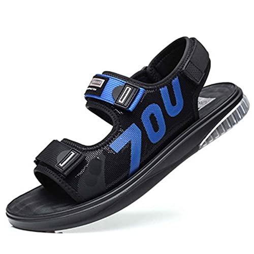 Sandalias Deportivas para Mujer Zapato Atléticas Antideslizantes Verano Trekking Sandalia Playa Viajar Senderismo Respirable Fondo Grueso Moda Aldaba Zapato para Estudiante,jardín,Fiesta,Domingo