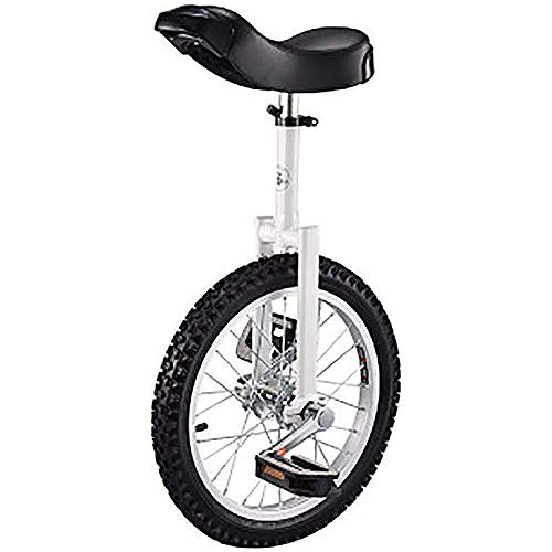 Great Deal! LJHHH Trainer Unicycle Height,Balance Exercise Fun Bike Cycle Fitness,Plastic Pedals Con...