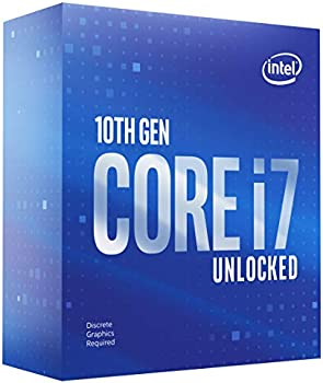 Intel Core i7-10700KF 8-Core 3.8 GHz Desktop Processor