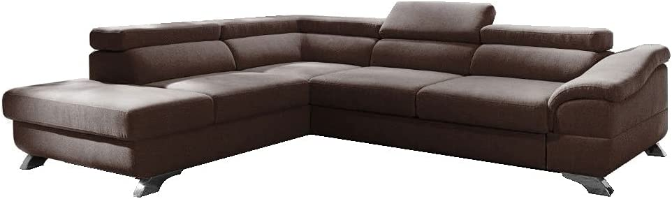 Beau Sectional Sleeper Corner Super sale period limited Sofa Left 5% OFF