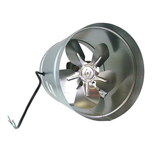 Industrieventilator ø250mm 600m3/h 86W Kanallüfter Ventilator WB 250 Dospel 3848