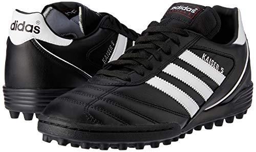 adidas Herren Kaiser 5 Team Fußballschuhe, Schwarz (Black/Running White FTW), 44 EU - 10