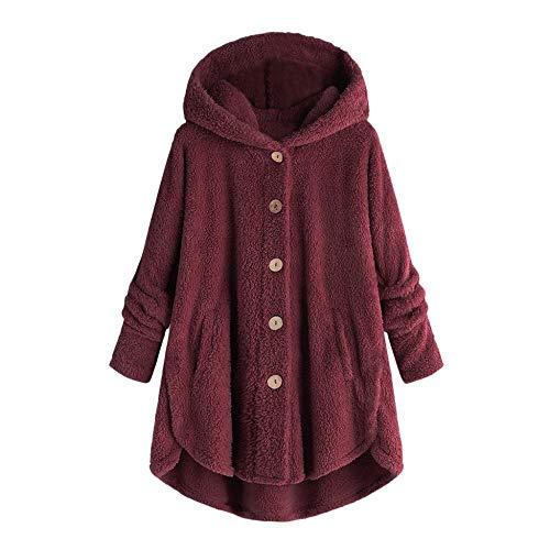 VICENT Damen Hoodie Sweatshirt Original Decke Sweatshirt super weiche gemütliche warme komfortable Riesen-Hoodie Kapuzenpullover