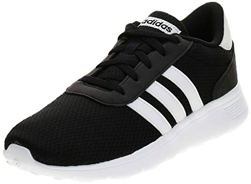 Adidas neo Men's Lite Racer Cblack/Ftwwht/Ftwwht Running Shoes - 10 UK/India (44 1/2 EU)...