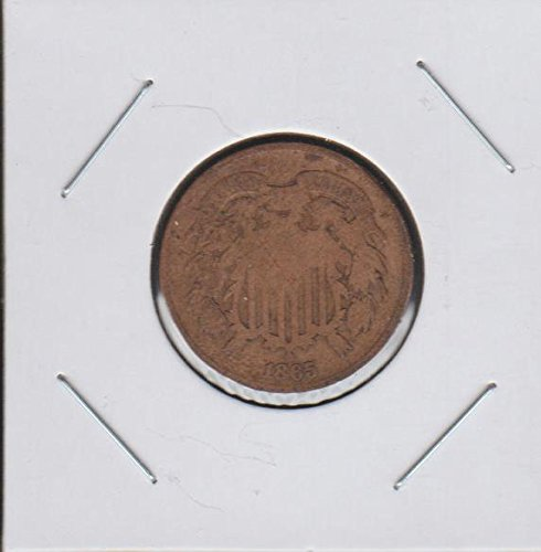 1865 Shield (1864-1873) Two-Cent Good