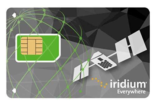 Iridium GO! Prepaid SIM mit 400 Daten Minuten