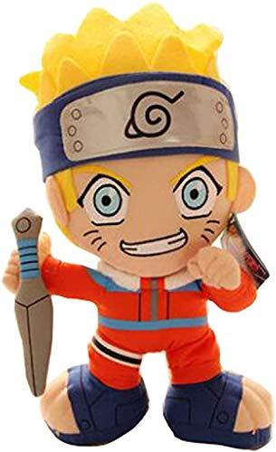 Uzumaki Naruto 7' Plush Doll Stuffed Toy Naruto Shippuden Boruto Anime