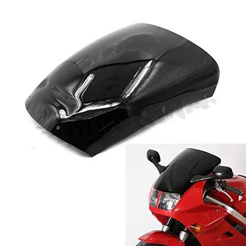 Spoiler Motorrad Windschutzscheibe Frontscheibe Passend For Honda VFR750 90-93 VFR 750 1990 1991 1992 1993 ABS Windundurchlässig Windschutz