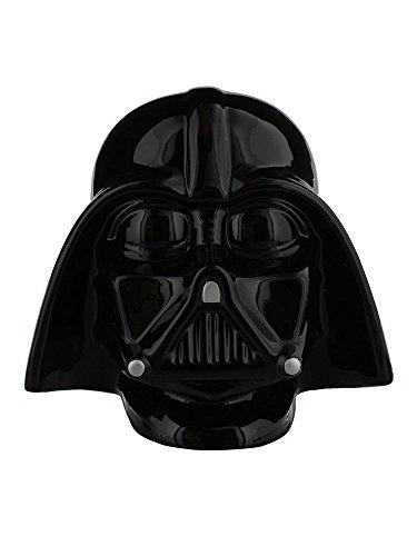 Star Wars Hucha Cerámica Darth Vader 17x17x18cm Negro Producto Oficial