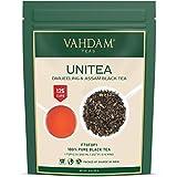VAHDAM, UNITEA Black Tea (100+ Cups) | Blend Of Darjeeling Tea & Assam Tea | 100% PURE Black Tea...