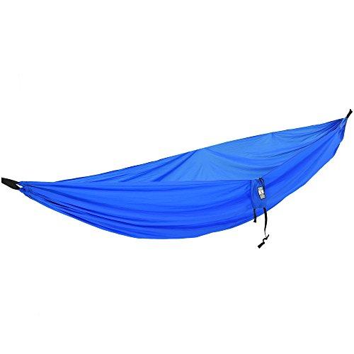 Equip Air Sling Camping Hammock, Ultralight Portable Hammock 8.5oz, One Size, Blue