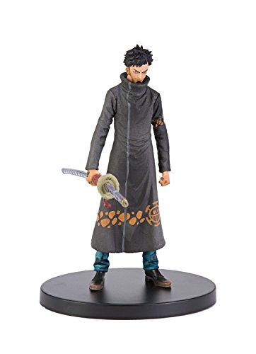 Banpresto One Piece DXF Grandline Men Vol. 18 Trafalgar Law -Aprox 6\