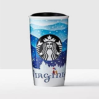 Starbucks Virginia Double Wall Traveler, 12 fl oz