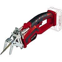 Einhell 3408220 Sierra sable podadora, Negro, Rojo (No incluye bateria y cargador)