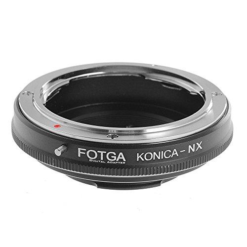 Fotga anello adattatore per fotocamera Konica AR lente per Samsung NX Mount NX5NX10