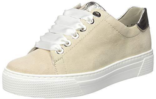 Semler Damen Alexa Sneaker, Beige (Creme-Puder 569), 42 EU