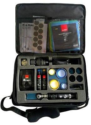 Rupes Bigfoot NANO IBRID (HR81M/DLX Kurzhals-Kit)