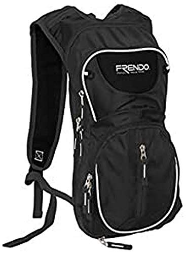 FRENDO Sainte-beaume Zaino Piccola Escursionismo, 38 cm, 7,5 l, Nero