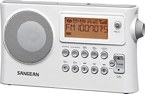 Sangean USB White, A500279
