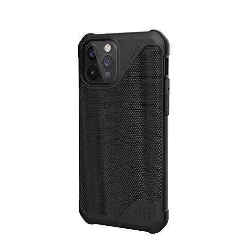 URBAN ARMOR GEAR iPhone 12 mini(5.4) 2020対応耐衝撃ケース METROPOLIS LT ケブラー ブラック 【日本正規代理店品】 UAG-IPH20SFL-KB