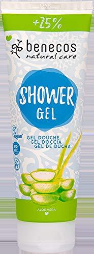 benecos Bio benecos Natural Shower Gel Aloe Vera 25% (6 x 250 ml)