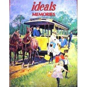 Paperback Ideals Memories Book