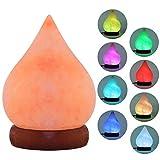 Lampe au sel de l'Himalaya FANHAO avec 7 couleurs changeantes,...