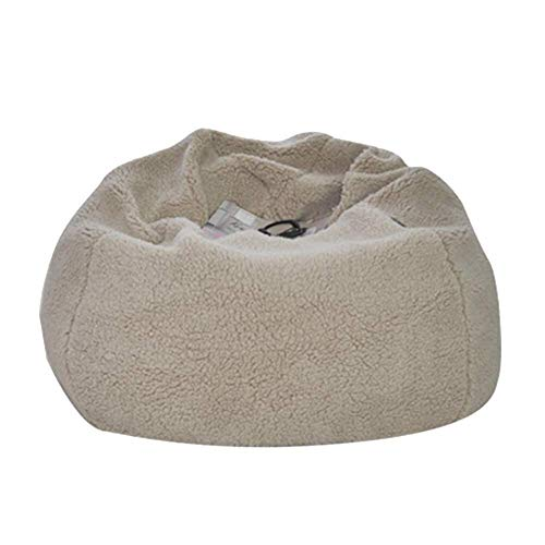 LXH-SH Sofá Perezoso Frijol Silla del Bolso del Asiento Estable sofá Perezoso for niños Un Ajuste cómodo al Aire Libre AAA Sofá Lento