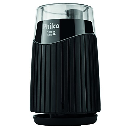 Moedor de café, Perfect coffee, 160W, Preto, 220v, Philco