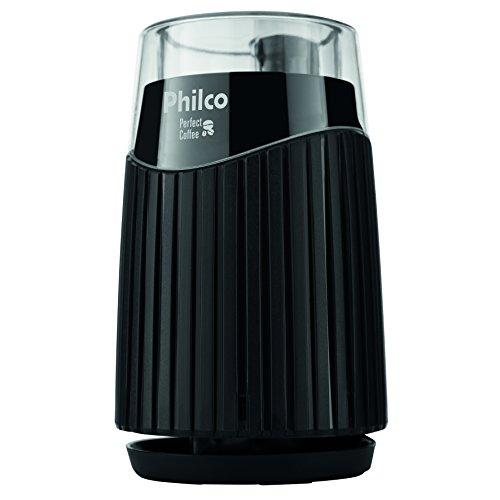 Moedor de café, Perfect coffee, 160W, Preto, 110v, Philco