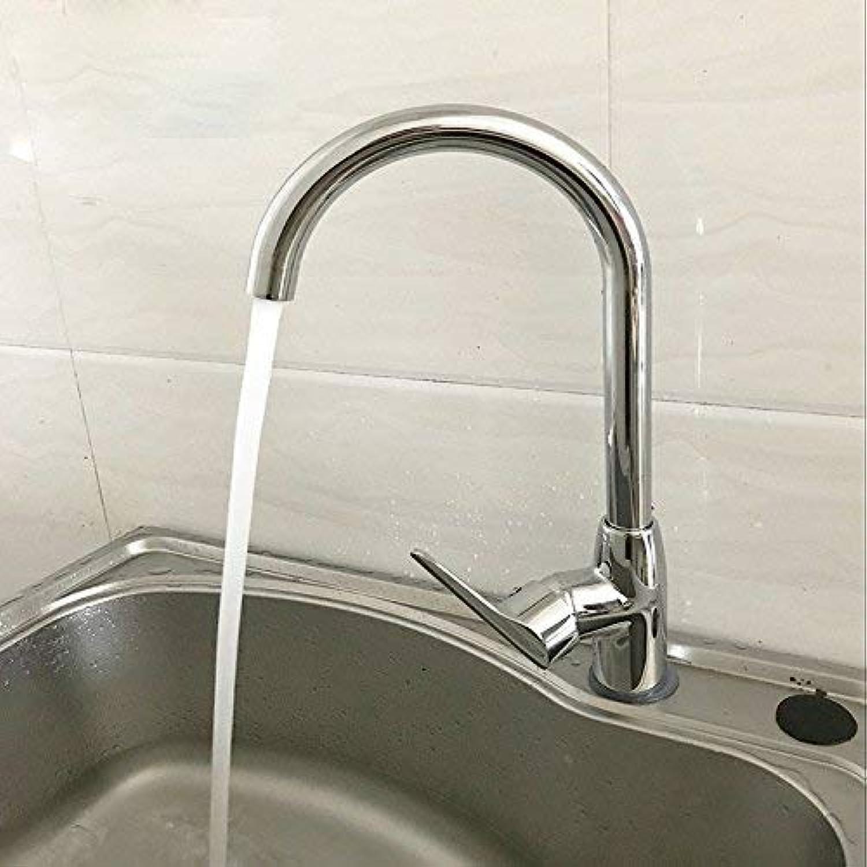 Oudan Kitchen Sink Tap Kitchen mixer Fine copper sink Faucet
