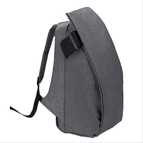 Msbir Double-Shoulder Bag Computer Bag Notebook Backpack Anti-Theft Travel Backpack Bag Gifts 15 Inch Dark Grey zaino da viaggio antifurto donna borsone zaino da viaggio zaino antifurto donna zaino