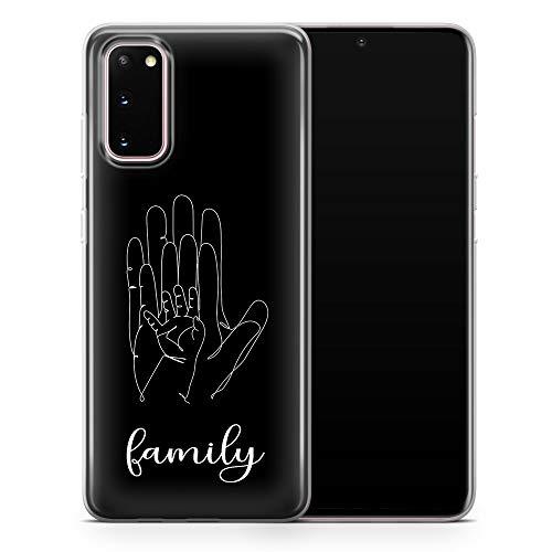 Funda moderna para teléfono con diseño abstracto de One Line Art para Samsung Galaxy S10 Lite – Delgada y suave TPU silicona parachoques – Diseño 4 – A52