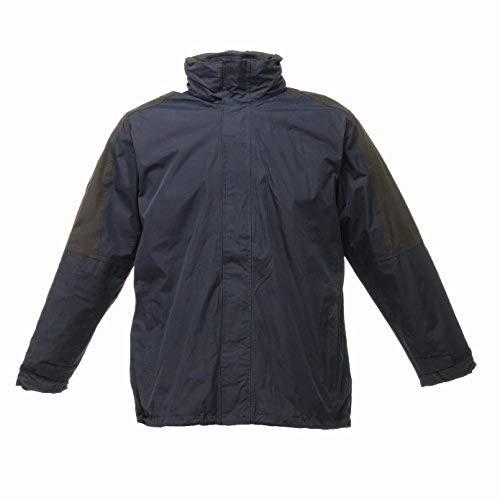 Regatta UTRG1597 Jacket, Bleu (Bleu Marine/Noir), 4XL Homme