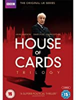 House of Cards Trilogy [DVD] [Import]