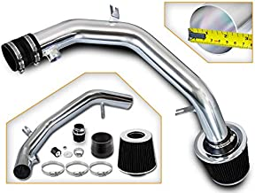 Rtunes Racing Cold Air Intake Kit + Filter Combo BLACK Compatible For 99-04 Volkswagen Golf/Jetta/GTI VR6