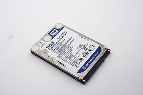 "Western Digital - Disco rigido Playstation 3/Playstation 4 da 2,5"" (PS3 Fat, PS3 Slim, PS3 Super Slim, PS4) (250 GB)"